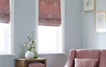 Roman Blinds Examples